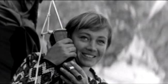 В фильме «Вертикаль» (1966)