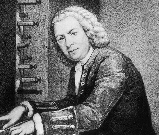 Антонио Вивальди за работой