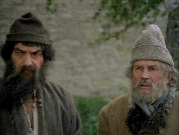 В фильме «В начале славных дел» (1980)