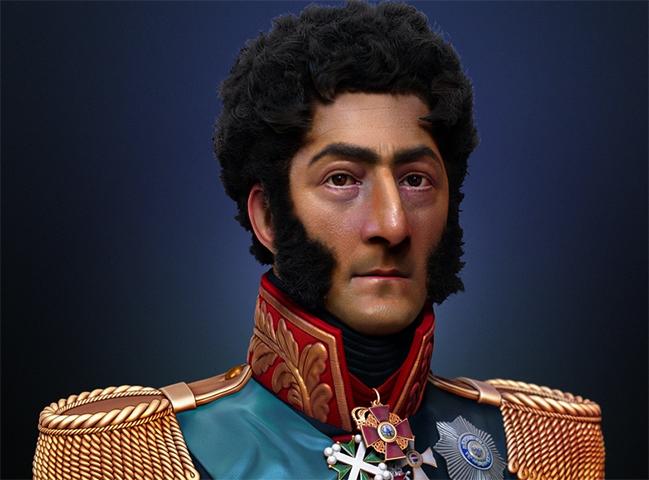 Военачальник Петр Багратион