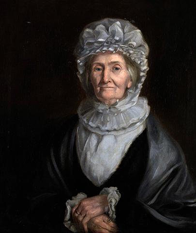 Элизабет Баттс (портрет 1830)