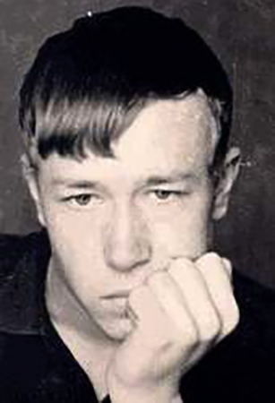 Константин Васильев в молодости