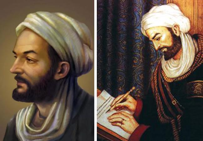 Абу Ибн Сина в молодости