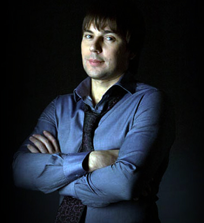 Дмитрий Клинаев в молодости