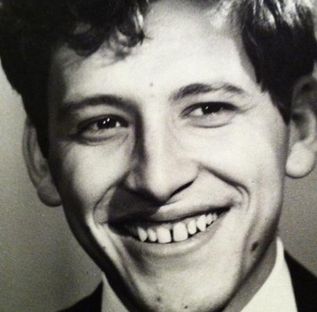Борис Грачевский в молодости