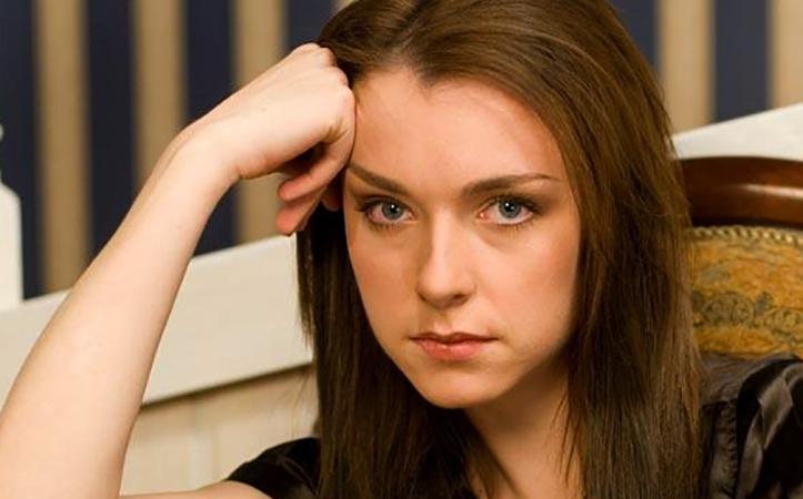 Светлана Антонова в молодости