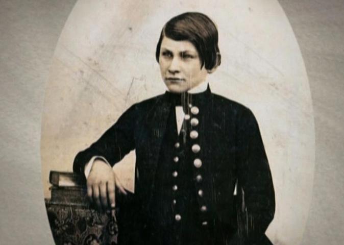 Эдуард Мане в юности