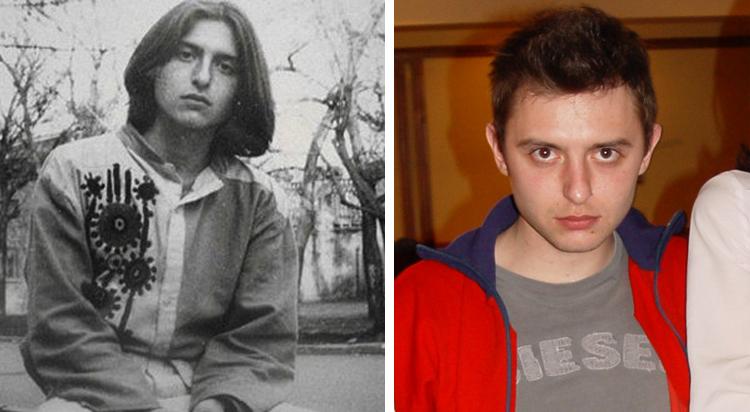 В юности и молодости
