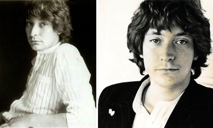 Крис Ри в молодости