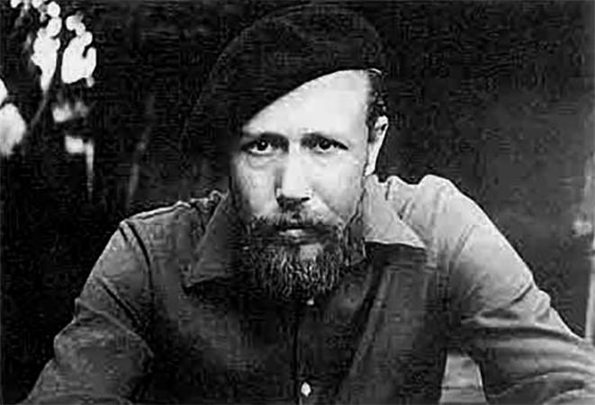 Константин Васильев в зрелом возрасте