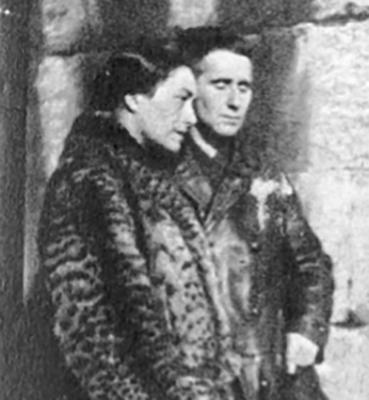 С первой женой Марианной Цофф