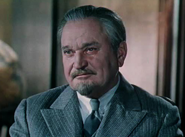 В фильме «Два капитана» (1967)