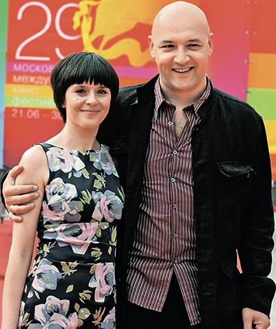 Максим Суханов и Этери Челадзия