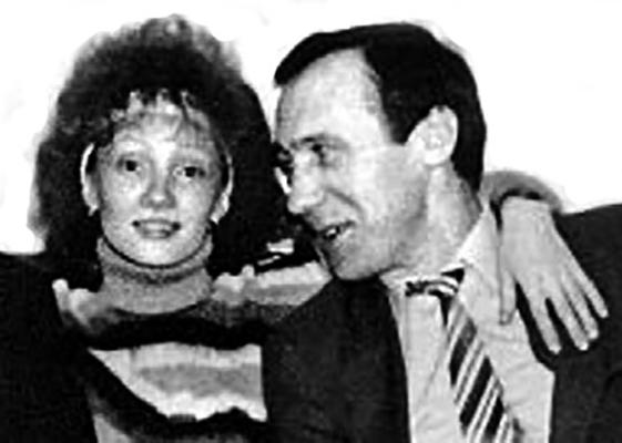 Ольга Зарубина и Владислав Евдокимов