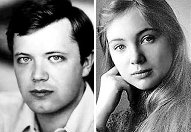 Андрей Ростоцкий и Марина Яковлева