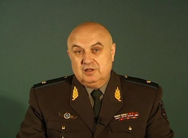 Генерал Петров Константин Павлович