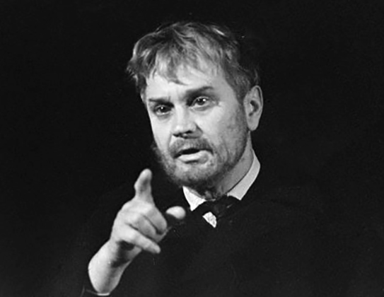 Николай Гриценко в театре