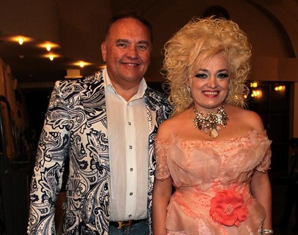 С мужем Александром