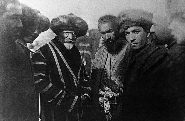 Михаил Калинин в 1925 г.