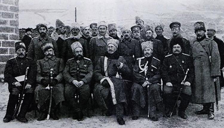 Штаб Кавказской армии
