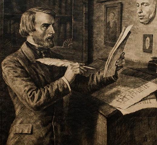 Литературный критик В.В Белинский