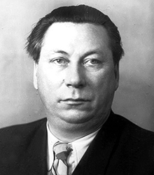 Меркурьев Василий Васильевич