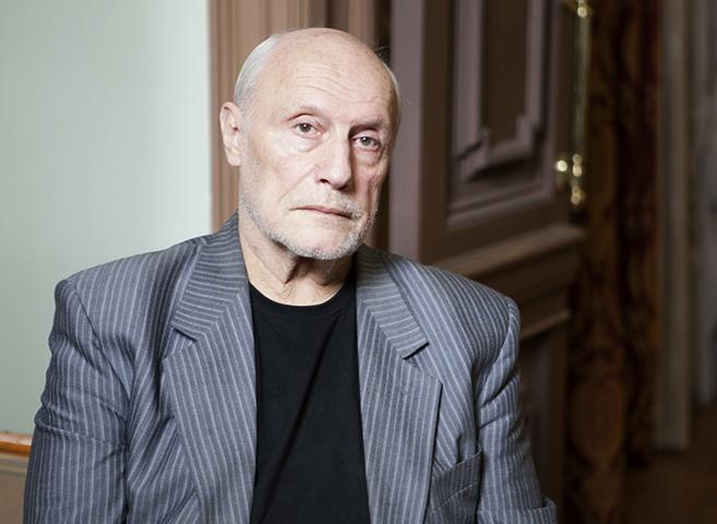 Александр Пороховщиков в старости