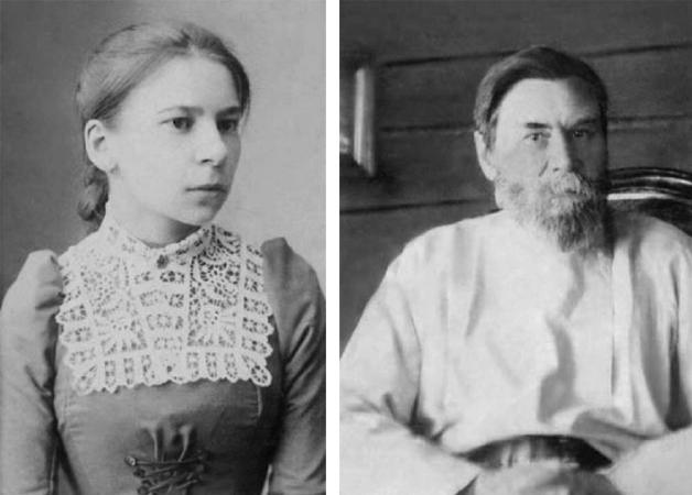 Родители — Анастасия Петровна и Алексей Иванович