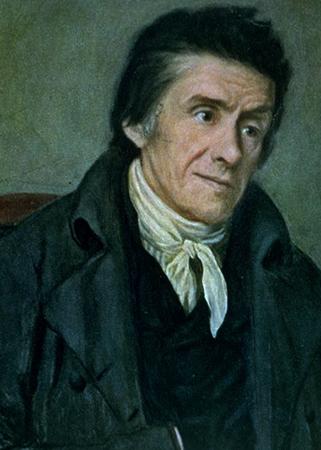 Иоганн Генрих Песталоцци (портрет)