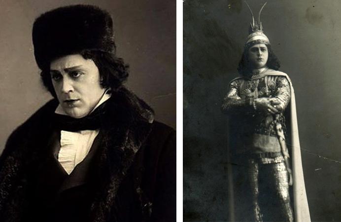 Оперный певец Леонид Собинов