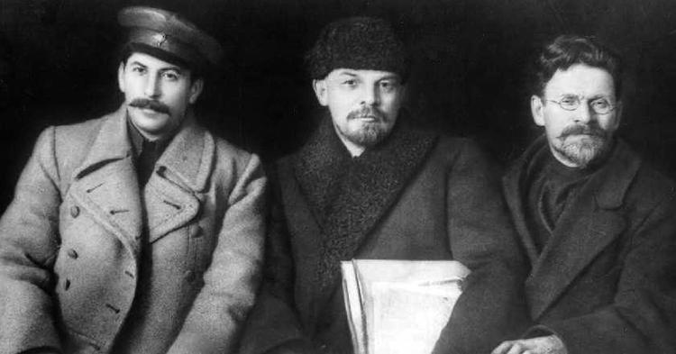 Сталин, Ленин, Калинин
