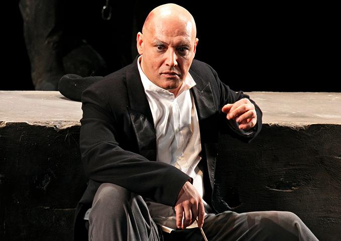 Максим Суханов в театре
