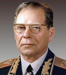Устинов Дмитрий Федорович