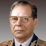 Дмитрий Федорович Устинов — краткая биография
