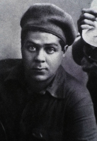 Юрий Васнецов в молодости (1925 г.)