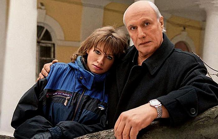 Александр Пороховщиков и Ирина Жукова