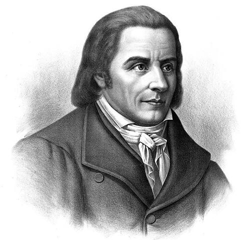 Иоганн Генрих Песталоцци в молодости