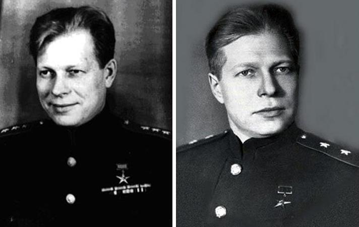 Дмитрий Устинов в начале карьеры