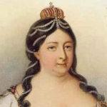 Императрица Анна Иоанновна — краткая биография
