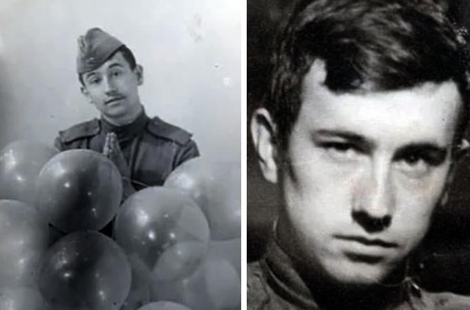 Владимир Асмолов в армии