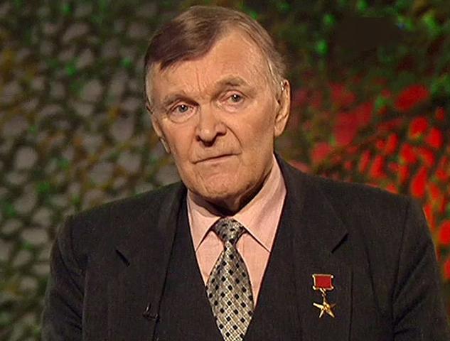 Юрий Бондарев в старости