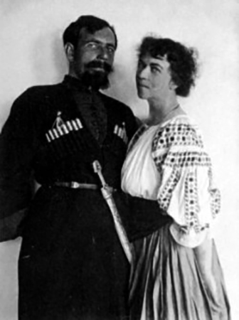 С Павлом Дыбенко