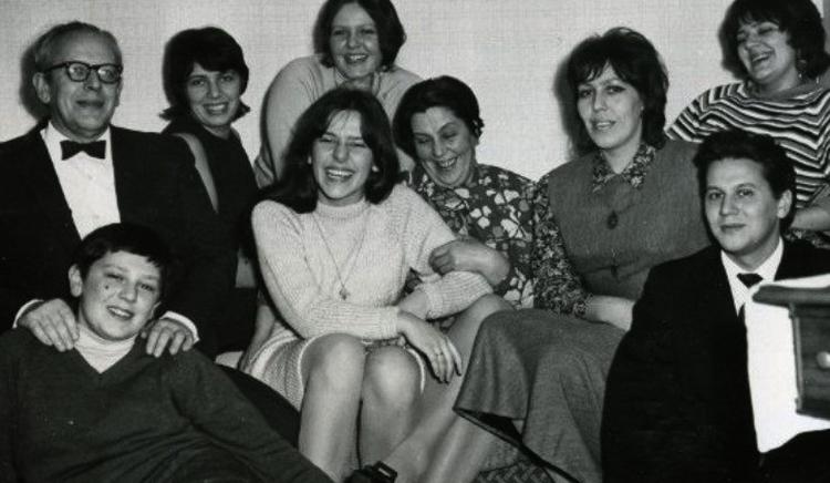 С семьей (1974)