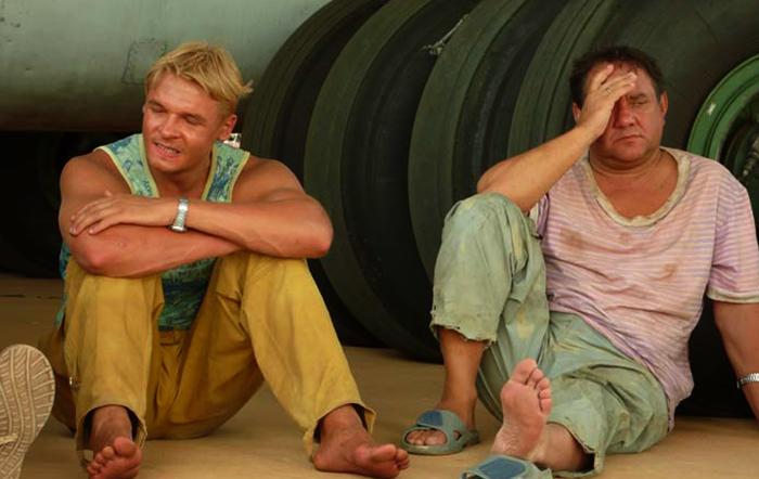 В фильме «Кандагар» (2009)