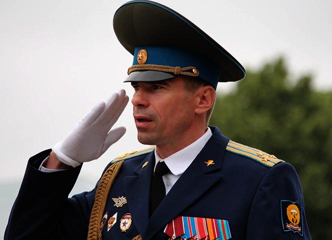 Генерал-майор Анатолий Концевой