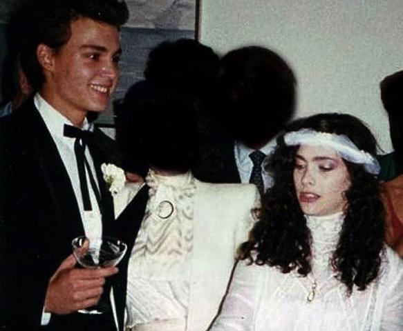 С первой женой Лорри Элисон
