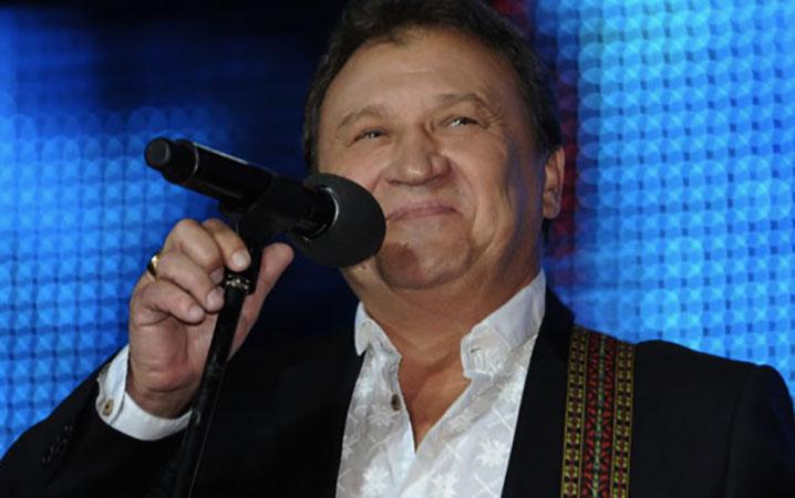 Певец Анатолий Полотно