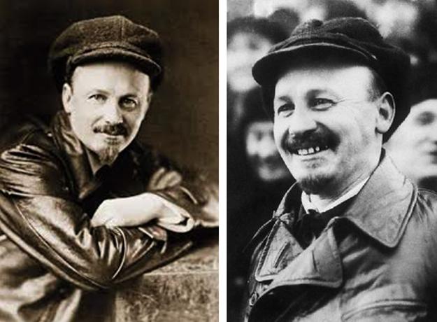 Революционер Николай Бухарин