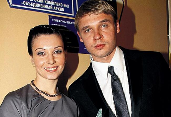 Александр Голубев и Александра Урсуляк