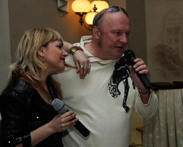 Дмитрий Василевский и Лора Виталь